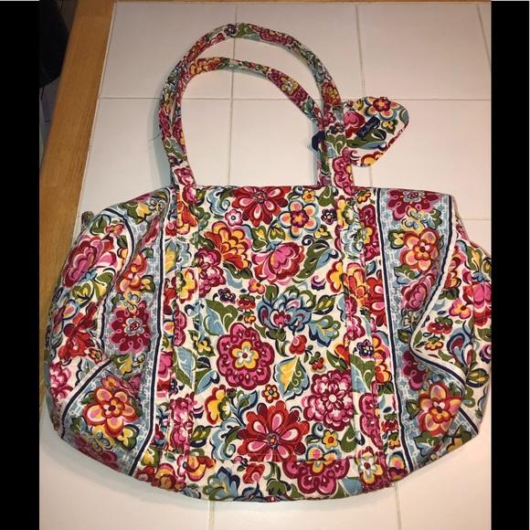 Vera Bradley Handbags - Vera Bradley Large Duffle